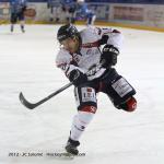 Photo hockey match Grenoble  - Angers  le 27/10/2012