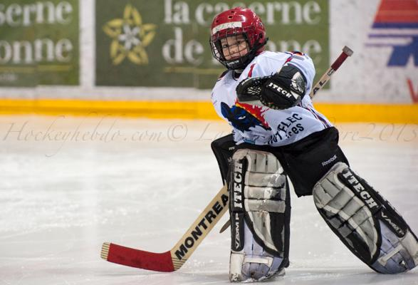 Photo hockey match Grenoble  - Brest
