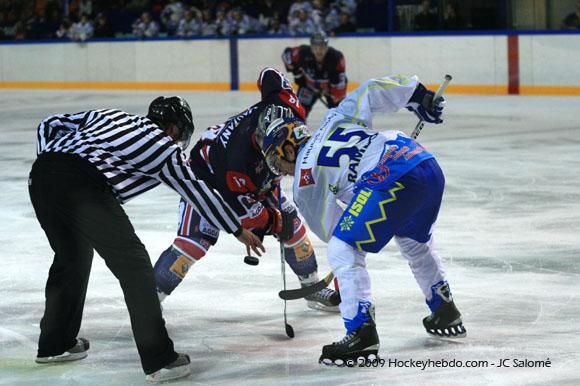 Photo hockey match Grenoble  - Gap