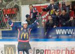 Photo hockey match Grenoble  - Morzine-Avoriaz le 13/01/2015
