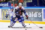 Photo hockey match Grenoble  - Villard-de-Lans le 22/01/2011