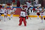 Photo hockey match Latvia - Sweden le 04/05/2015