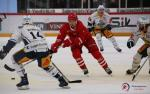 Photo hockey match Lausanne - Zug le 16/12/2020