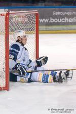 Photo hockey match Lyon - Dunkerque le 16/03/2013