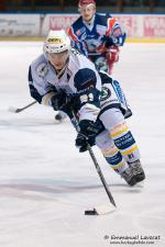 Photo hockey match Lyon - Dunkerque le 07/04/2013