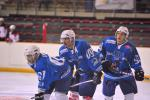 Photo hockey match Marseille - Montpellier  le 04/10/2014