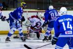 Photo hockey match Marseille - Wasquehal Lille le 16/01/2016