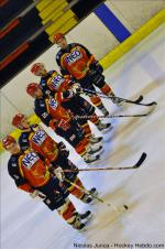 Photo hockey match Meudon - Lyon le 15/01/2011