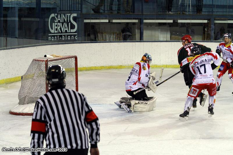Photo hockey match Mont-Blanc - Nice
