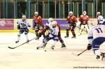 Photo hockey match Montpellier  - Marseille le 30/09/2017