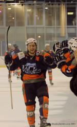 Photo hockey match Montpellier  - Neuilly/Marne le 05/10/2013