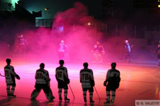 Photo hockey match Montpellier  - Nice