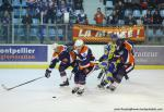 Photo hockey match Montpellier  - Toulon le 06/12/2014