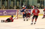 Photo hockey match Montpellier  - Valenciennes le 02/04/2016