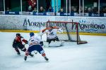 Photo hockey match Morzine-Avoriaz - Clermont-Ferrand le 15/12/2018