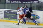 Photo hockey match Nantes  - Amnéville le 17/03/2012
