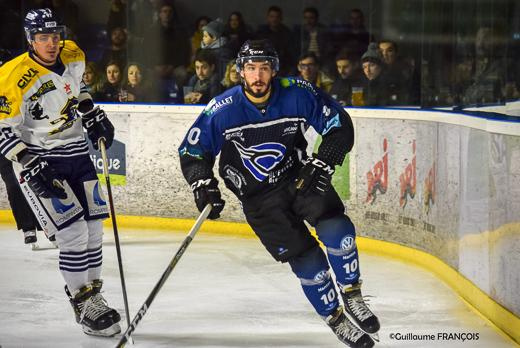 Photo hockey match Nantes  - Dunkerque