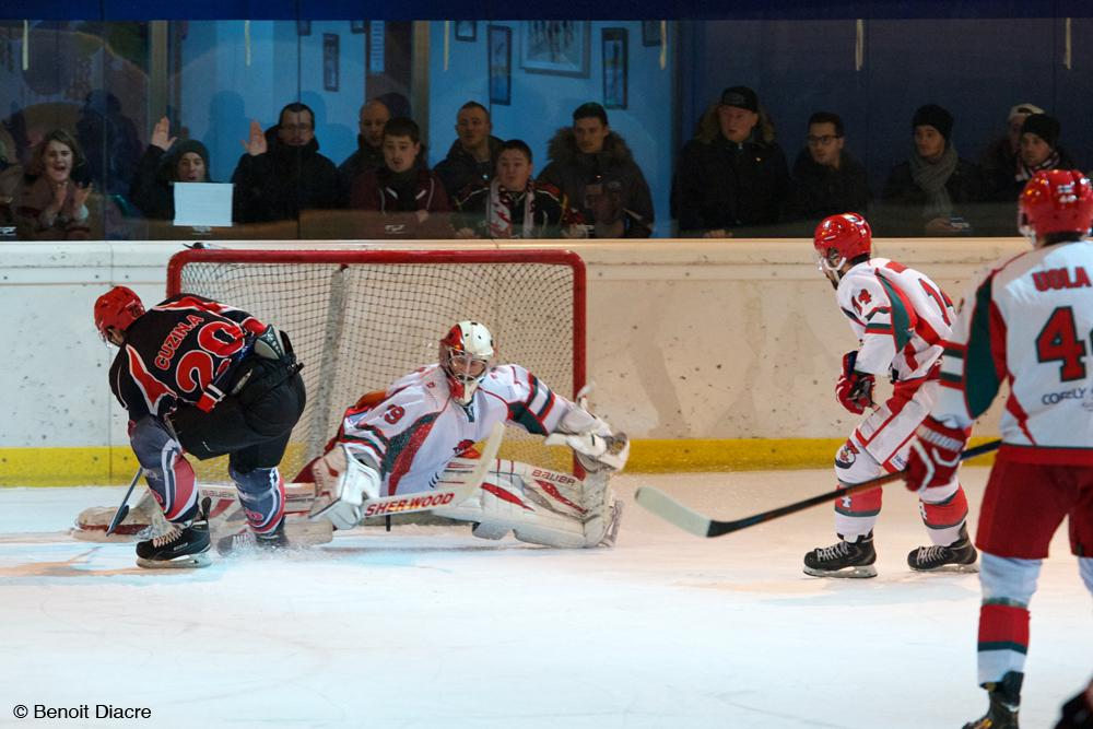 Photo hockey match Neuilly/Marne - Courbevoie