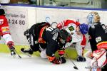 Photo hockey match Nice - Mulhouse le 22/09/2017