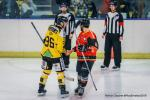 Photo hockey match Nice - Rouen le 11/01/2019