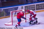 Photo hockey match Norway - Denmark le 14/04/2019
