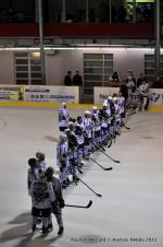 Photo hockey match Reims - Dunkerque le 17/01/2015