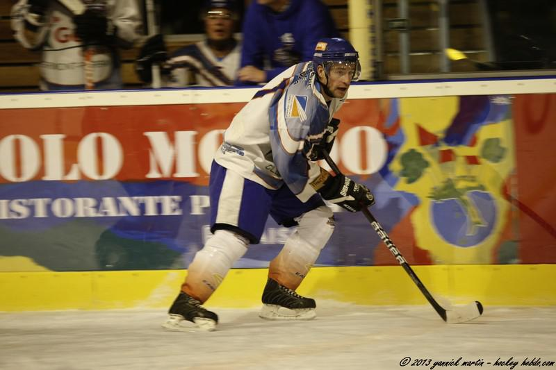 Photo hockey match Roanne - Clermont-Ferrand