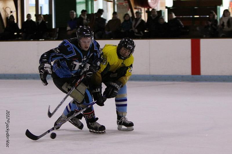 Photo hockey match Romorantin - Tours II