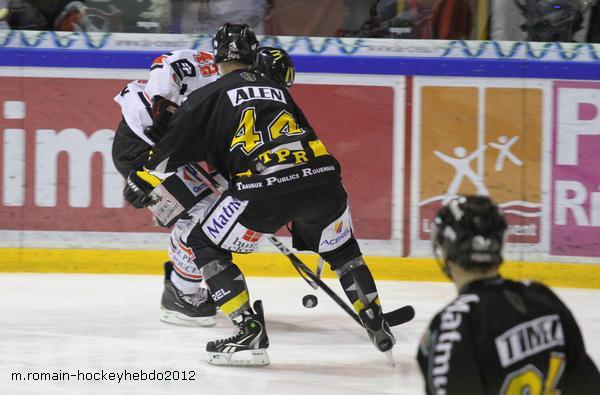 Galerie photos hockey photo du match rouen amiens le for 74716