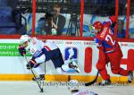 Photo hockey match Russia - France le 09/05/2013