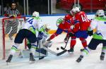 Photo hockey match Slovenia - Norway le 09/05/2017