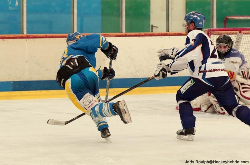 Photo hockey match Toulon - Avignon II