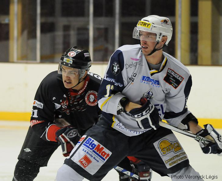 Photo hockey match Toulouse-Blagnac - Dunkerque
