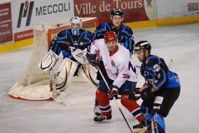 Photo hockey match Tours  - Asnières II