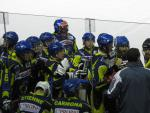 Photo hockey match Tours  - Limoges le 11/12/2010