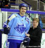 Photo hockey match Villard-de-Lans - Caen  le 17/11/2013