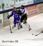 Photo hockey match Villard-de-Lans - Caen  le 25/01/2011