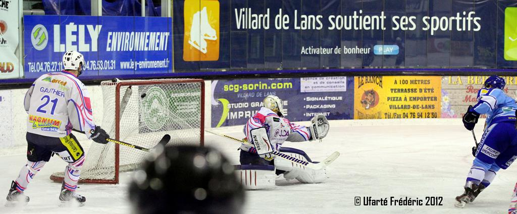 Photo hockey match Villard-de-Lans - Epinal