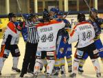 Photo hockey match Villard-de-Lans - Tours  le 17/01/2009