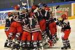 Photo hockey reportage  U18 élite : Amiens et Grenoble en finale