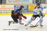 Photo hockey reportage Amical : Caen - Angers en images