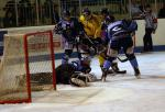 Photo hockey reportage Angers vs Rouen en amical