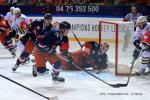 Photo hockey reportage CHL : Respect Grenoble !