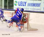 Photo hockey reportage Dur dur la reprise...