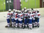 Photo hockey reportage EDF U16 : On prend les mêmes ...