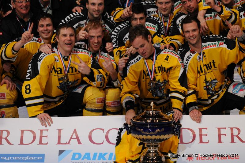 Photo hockey reportage Finale Coupe de France 2011 : Reportage photos 6