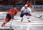 Photo hockey reportage France Canada : Vu par Laurent