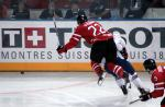 Photo hockey reportage France Canada : Vu par Nicolas
