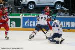 Photo hockey reportage Hockey Mondial 10 : Bleu Blanc Rouge en force