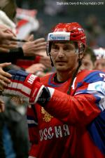 Photo hockey reportage Hockey Mondial 10 : La Russie en force